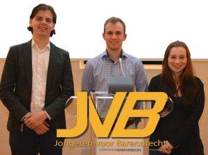 EVB - bestuur JVB 1-1