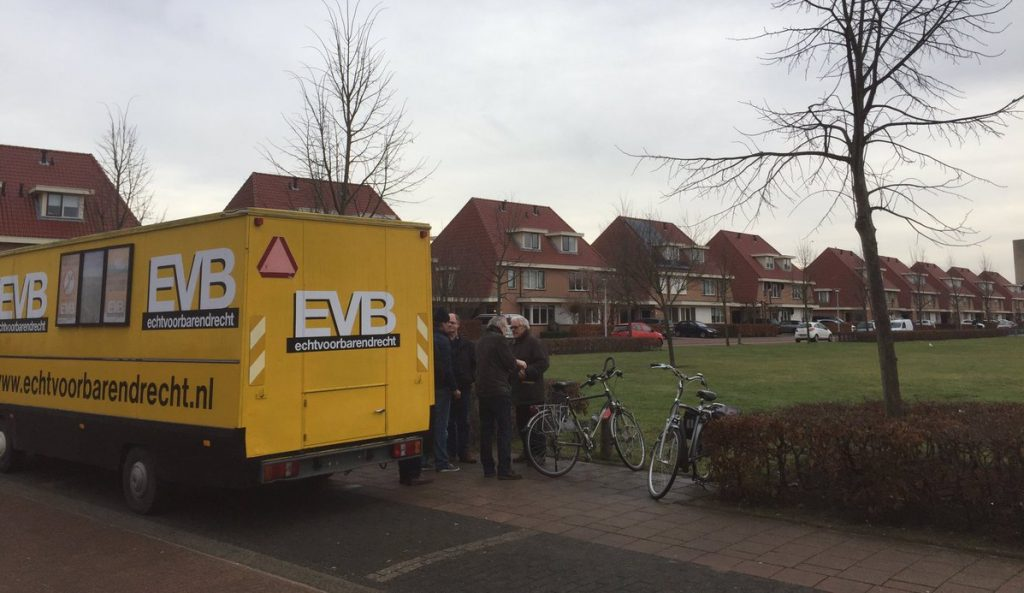 EVB in Riederhoek