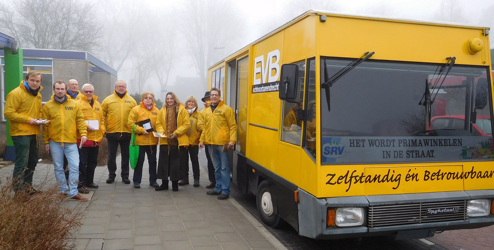 Vrijenburg bezoek 11 maart